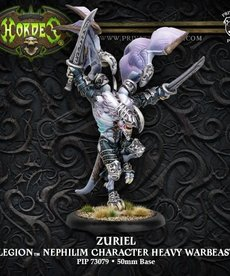 Privateer Press - PIP Hordes - Legion of Everblight - Zuriel - Nephilim Character Heavy Warbeast