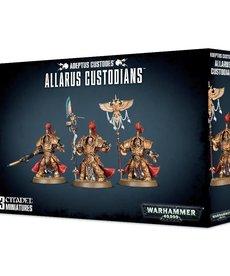 Games Workshop - GAW Warhammer 40K - Adeptus Custodes - Allarus Custodians