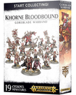 Games Workshop - GAW Warhammer Age of Sigmar - Start Collecting!: Khorne Bloodbound - Goreblade Warband