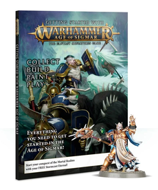 Games Workshop - GAW Warhammer Age of Sigmar - Getting Started with Age of Sigmar