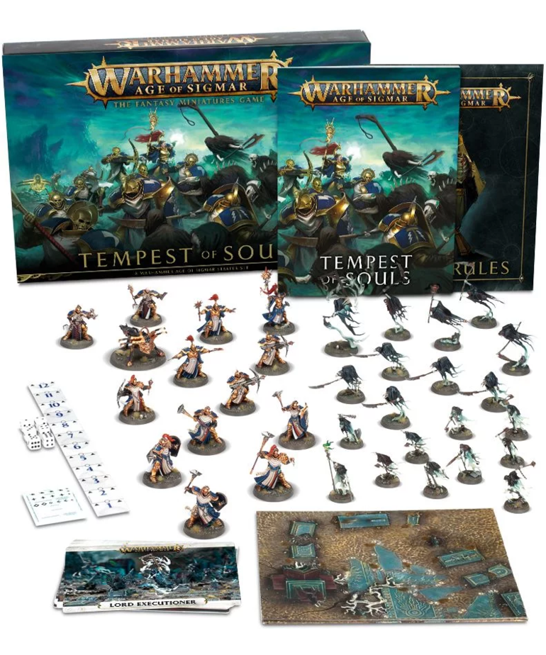 Games Workshop - GAW Warhammer Age of Sigmar - Tempest of Souls