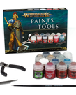 Games Workshop - GAW Warhammer Age of Sigmar Paints and Tools Set