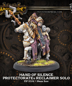Privateer Press - PIP Warmachine - Protectorate of Menoth - Hand of Silence Reclaimer - Solo