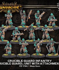Privateer Press - PIP Crucible Guard Infantry