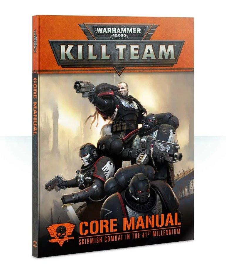 Games Workshop - GAW Warhammer 40k: Kill Team - Core Manual