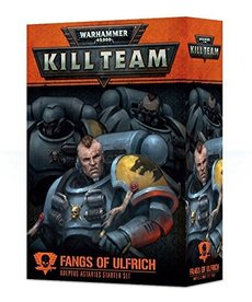 Games Workshop - GAW Warhammer 40k: Kill Team - Fangs of Ulfrich