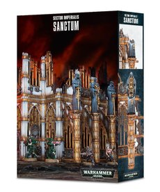 Games Workshop - GAW Warhammer 40K - Sector Imperialis - Sanctum