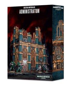 Games Workshop - GAW Warhammer 40K - Sector Imperialis - Administratum