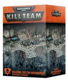 Games Workshop - GAW Warhammer 40k: Kill Team - Killzone: Sector Mechanicus