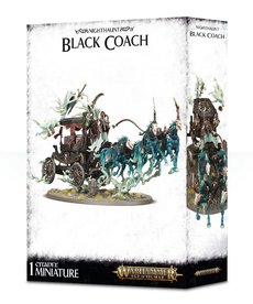 Games Workshop - GAW Warhammer Age of Sigmar - Nighthaunt - The Black Coach
