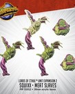 Privateer Press - PIP Monsterpocalypse - Destroyers - Lords of Cthul - Squixx & Meat Slaves - Unit Expansion 2