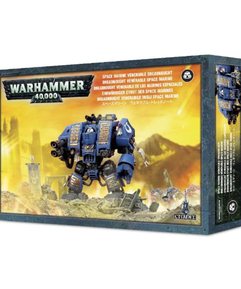 Games Workshop - GAW Warhammer 40k - Space Marines - Venerable Dreadnought