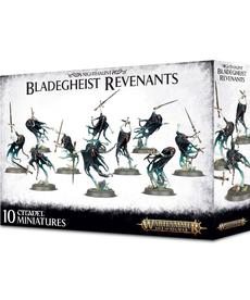 Games Workshop - GAW Warhammer Age of Sigmar - Nighthaunt - Bladegheist Revenants
