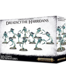 Games Workshop - GAW Warhammer Age of Sigmar - Nighthaunt - Dreadscythe Harridans