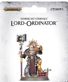 Games Workshop - GAW Warhammer Age of Sigmar - Stormcast Eternals - Lord-Ordinator