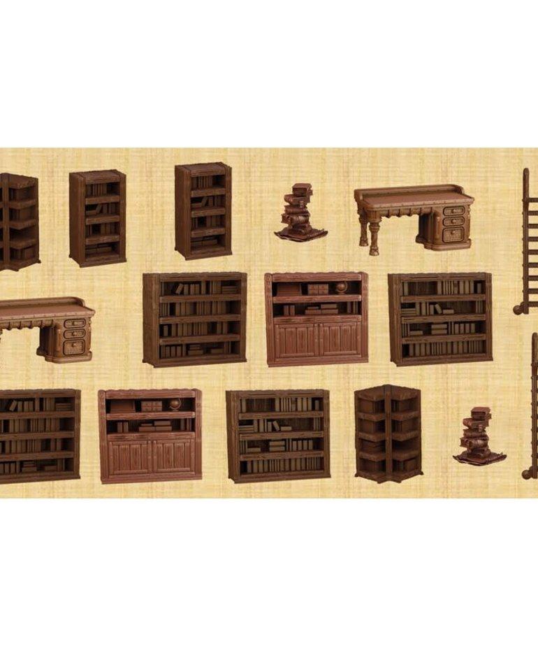 Mantic Entertainment, LTD - MGC Library: Terrain Crate