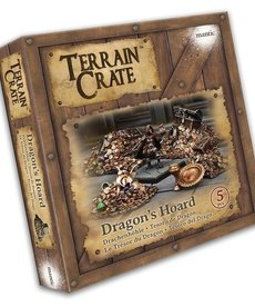Mantic Entertainment, LTD - MGC Terrain Crate - Dragon's Hoard