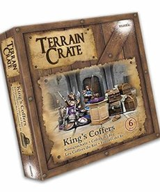 Mantic Entertainment, LTD - MGC Terrain Crate - King's Coffers