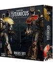 Games Workshop - GAW OVERSTOCK - EXTRA REBATE Rules Set: Adeptus Titanicus