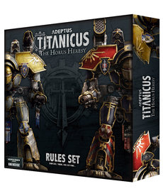 Games Workshop - GAW OVERSTOCK - EXTRA REBATE Rules Set: Adeptus Titanicus