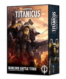 Games Workshop - GAW Warlord Battle Titan EXTRA REBATE