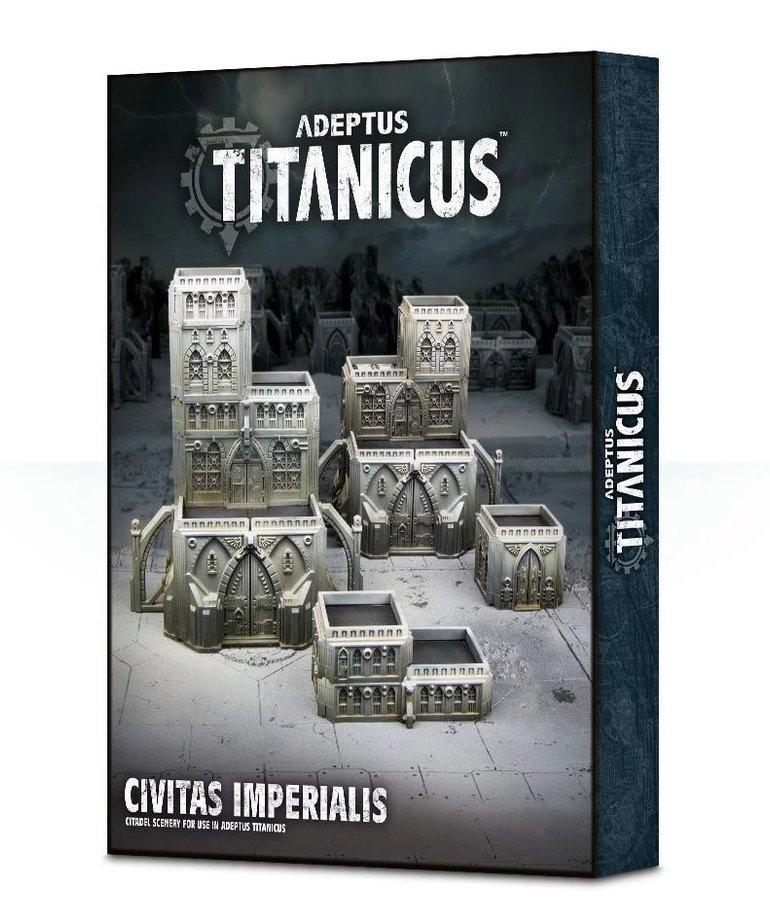 Games Workshop - GAW Adeptus Titanicus - Civitas Imperialis