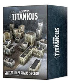 Games Workshop - GAW Adeptus Titanicus - Scenery/Terrain - Civitas Imperialis Sector