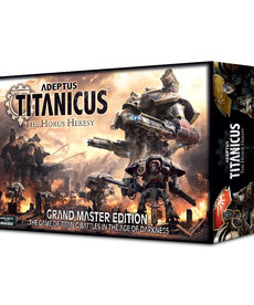 Games Workshop - GAW Adeptus Titanicus - Grand Master Edition