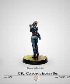 Corvus Belli - CVB Infinity - Mercenaries: CSU, Corporate Security Unit