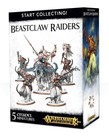 Games Workshop - GAW Warhammer Age of Sigmar - Start Collecting!: Beastclaw Raiders