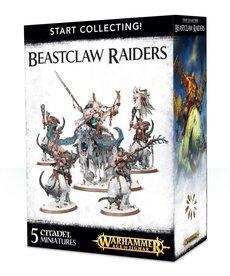 Games Workshop - GAW Warhammer Age of Sigmar - Start Collecting!: Beastclaw Raiders