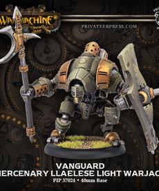 Privateer Press - PIP Warmachine - Crucible Guard - Vanguard - Llaelese Light Warjack