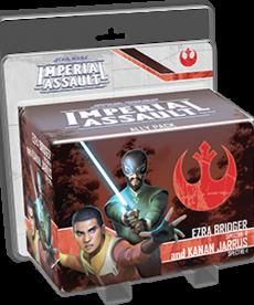 Fantasy Flight Games - FFG Ezra Bridger & Kanan Jarrus - Ally Pack