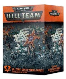 Games Workshop - GAW Warhammer 40K: Kill Team - Killzone: Death World Forest - Environment Expansion