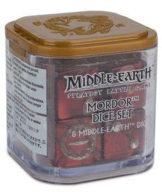 Games Workshop - GAW Mordor - Dice Set