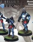 Corvus Belli - CVB Infinity: PanOceania - Magister Knights