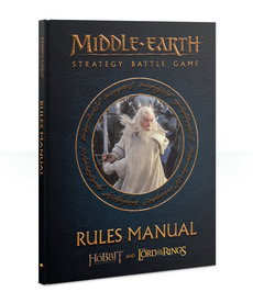 Games Workshop - GAW Middle-Earth Strategy Battle Game: Rules Manual - Hobbit and Lord of the Rings