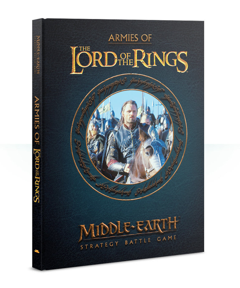 Games Workshop - GAW Middle-Earth: Armies of The Lord of the Rings