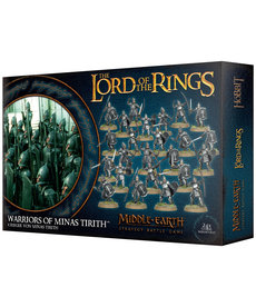 Games Workshop - GAW Warriors of Minas Tirith