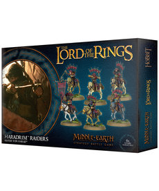 Games Workshop - GAW Middle-Earth: The Lord of the Rings - Haradrim Raiders
