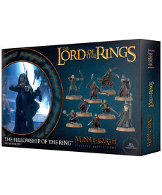 Games Workshop - GAW Middle-Earth Strategy Battle Game: The Lord of the Rings - The Fellowship of the Ring (Domestic Orders Only)