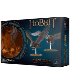 Games Workshop - GAW Middle-Earth Strategy Battle Game: The Hobbit - Great Eagles