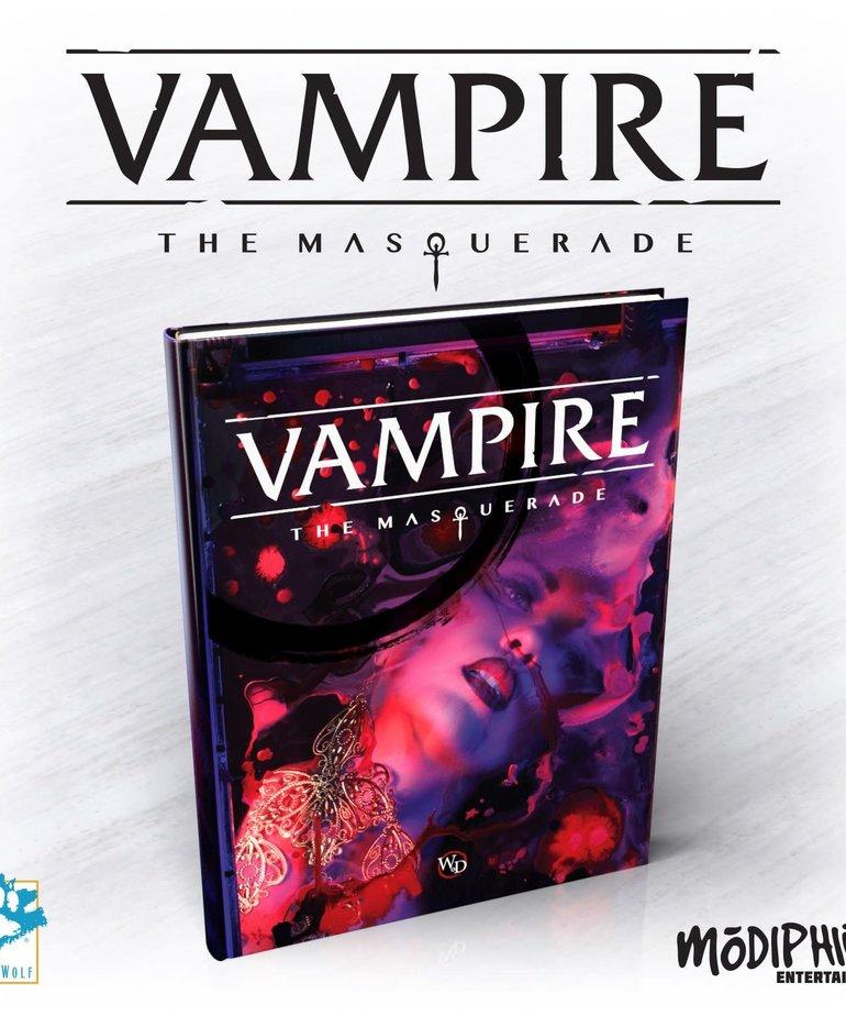 Modiphius Entertainment - MUH Vampire: The Masquerade 5E