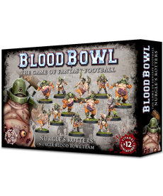 Games Workshop - GAW Blood Bowl - Nurgle's Rotters Team