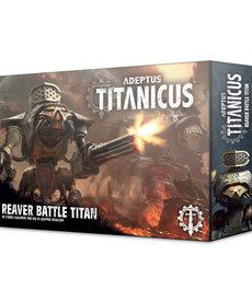 Games Workshop - GAW Adeptus Titanicus - Titans - Reaver Battle Titan