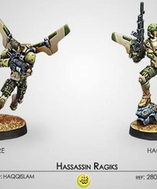 Corvus Belli - CVB Hassassin Ragiks (Hacker, Spitfire) BLACK FRIDAY NOW