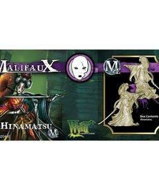 Wyrd Miniatures - WYR Malifaux: Neverborn - Hinamatsu