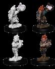 WizKids - WZK Pathfinder Battles: Deep Cuts - Gnome Male Bard