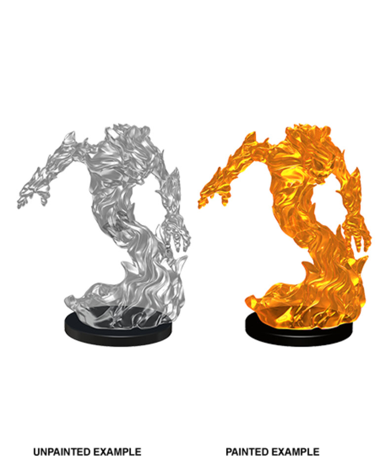 WizKids - WZK Pathfinder Battles: Deep Cuts - Medium Fire Elemental