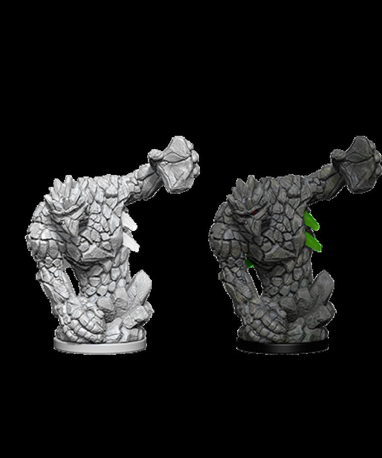 WizKids - WZK Pathfinder Battles: Deep Cuts - Medium Earth Elemental